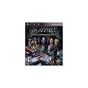 Injustice Gods Among Us Ultimate Edition - Ps3