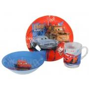 Детский набор 3 предмета Luminarc Disney Cars H1499