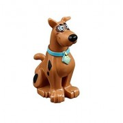 Lego Scooby-Doo Minifigure - Scooby- Doo Dog Sitting with Goggles(75901)