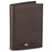 Portofel Mare pentru Bărbați TOMMY HILFIGER - Johnson N/S Wallet W/Coin Pocket AM0AM00664/82570 041