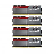 G.SKILL DDR4-3866 16GB Quad Channel [Trident Z] F4-3866C18Q-16GTZ