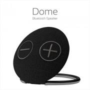 Portronics POR-865_Dome Bluetooth 4.2 Stereo Speaker 10 W Bluetooth Speaker (Black, Stereo Channel)