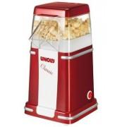 Aparat popcorn Unold, 900W, 100g (Rosu-Alb)