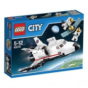 Lego City 60078 Utility Shuttle, Multi Color