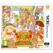 Nintendo Story of Seasons 2: Trio of Towns