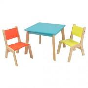 KidKraft Highlighter Modern Table & Chair Set