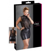 Mini Dress Transparent