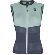 Scott AirFlex Femmes Light Vest Back Protections (Blue Nights/Cloud Blue)