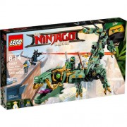 Set de constructie LEGO Ninjago Movie Green Ninja Mech Dragon