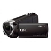 Sony Handycam HDR-CX240E - Camcorder - 1080p - 2.51 MP - 27x optische zoom - Carl Zeiss - flash-kaart