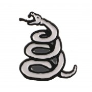 Metallica Kitűző - Snake - RTMTLBADGSNA
