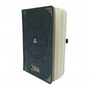 Libreta Premium Zelda Diario Nintendo Original Francesa