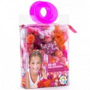 Fonal díszek és ékszerek - pink Bead Bazaar