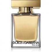 Dolce & Gabbana The One Eau de Toilette para mulheres 50 ml
