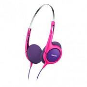 Philips hörlurar för barn rosa-lila