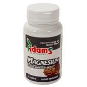 Magneziu 375 mg 90tbl ADAMS SUPPLEMENTS