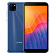 Huawei y5p 32gb telcel - azul