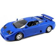 Bburago 1:24 Bugatti EB 110, Blue