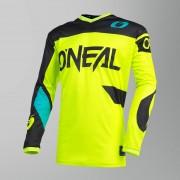 O'Neal Crossshirt O'Neal Element Gelb-Schwarz