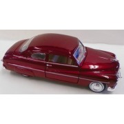 Motormax 1/24 Scale Diecast 1949 Mercury Coupe in Color Red