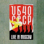 UB40 - CCCP Live in Moscow (0077778639121) (1 CD)