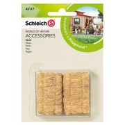 Schleich 42117 Yellow Straw Bales, 2 Pack