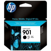 HP Original Tintenpatrone CC653AE (No.901) black