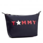 Smink táskák TOMMY HILFIGER - Poppy Washbag Tommy Star AW0AW04712 906