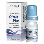 Alfa Intes (Ind.Ter.Splendore) Oftaial Plus Soluzione Oft10ml