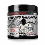 Black Madness Crazy Insanity PWO
