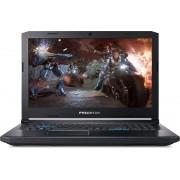 Acer Predator Helios 500 PH517-51-75XT Zwart Notebook 43,9 cm (17.3'') 1920 x 1080 Pixels 2,20 GHz Intel® 8ste generatie Core™ i7 i7-8750H