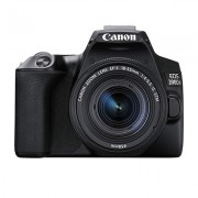 Canon EOS 200D DSLR Camera Body with Single Lens: EF-S18-55 IS STM (16 GB SD Card Camera Bag) Open Box