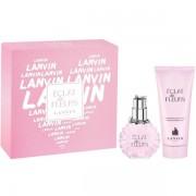 Lanvin Eclat De Fleurs Комплект (EDP 50ml + BL 100ml) за Жени