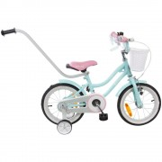 Bicicleta Junior Sun Baby Bmx Star 14 turcoaz