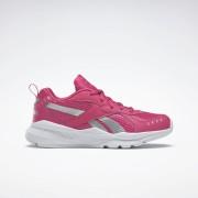 Reebok XT Sprinter Schoenen - Pink / Silver Metallic / White - Size: 35,36,36.5,37,38,38.5