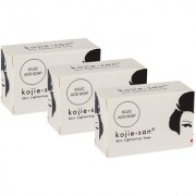 Kojie San Skin Lightening Soap - 135g (Pack Of 3)
