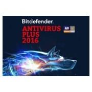 Bitdefender Antivirus Plus 2016 3 PC 1 Year Key