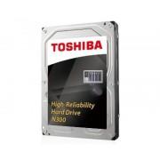 Toshiba N300 6TB disco duro interno Unidad de disco duro 6000 GB Serial ATA III