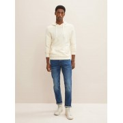 TOM TAILOR Jeans Josh regular slim, mid stone wash denim, 31/32