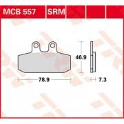 mx crossdelar bromsar Bromsbelägg till MC - HONDA NSR 125 - HONDA NSR 125 1998 - TRW - Ceramic Standard