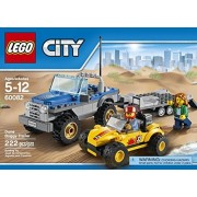 Lego City Great Vehicles Dune Buggy Trailer (222pcs) Figures Building Block Toys