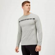 Myprotein The Original Long Sleeve T-Shirt - Grey Marl - S - Grey Marl