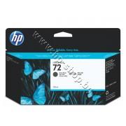 Мастило HP 72, Matte Black (130 ml), p/n C9403A - Оригинален HP консуматив - касета с мастило