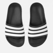 adidas Kids' Adilette Aqua Slide Sandals - Black - UK 12 Kids - Black