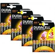Duracell Plus Power AAA 32 Packs Batterier (BUN0020A)