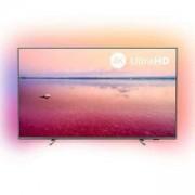 Телевизор Philips 65 инча 4K Ultra HD LED (3840 x 2160), 1200 PPI, Micro Dimming Pro, 65PUS6754/12