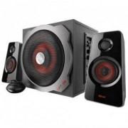 Звукова систама - TRUST GXT 38 2.1 Subwoofer Speaker Set - 19023