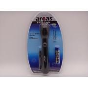Arcas lanterna metalica 6 leduri cu baterie 1 x AA R6 inclusa