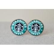 Butoni camasa Starbucks