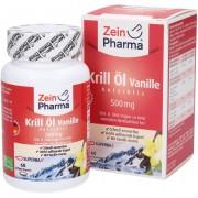 ZeinPharma Krill Öl Vanille Antarktis 500 mg - 60 Softgels